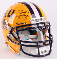 Shaquille O'Neal Signed Limited Edition LSU Tigers Full-Size Authentic On-Field Helmet (UDA COA) at PristineAuction.com