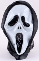 "Matthew Lillard Signed Ghostface ""Scream"" Mask (Radtke COA) at PristineAuction.com"