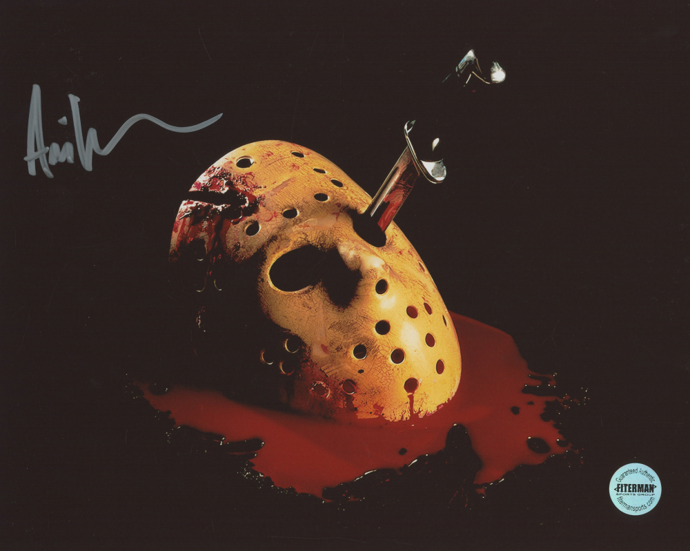 """Ari Lehman Signed """"Friday the 13th"""" 8x10 Photo (Fiterman Sports Hologram) at PristineAuction.com"""