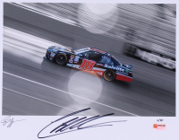 Christopher Bell Signed Limited Edition NASCAR 11x14 Photo #/40 (PA COA) at PristineAuction.com