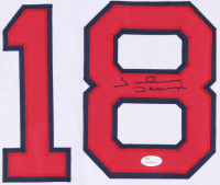 Johnny Damon Signed Red Sox Jersey (JSA COA) at PristineAuction.com