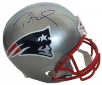 Tom Brady Signed Patriots Full-Size Helmet (TriStar)