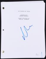 "Matt Damon Signed ""The Talented Mr. Ripley"" Full Script (JSA COA)"