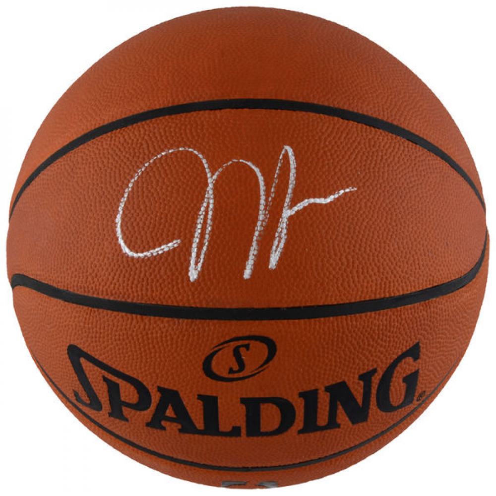 James Harden Signed Game Ball Series Basketball (Fanatics) at PristineAuction.com