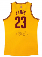 LeBron James Signed Cleveland Cavaliers Jersey (UDA COA) at PristineAuction.com