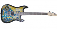 Stephen Curry Signed Northender Golden State Warriors Electric Guitar (Steiner Hologram) at PristineAuction.com