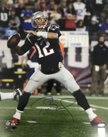 Tom Brady Signed Patriots 16x20 Photo (TriStar Hologram)