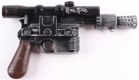 "Harrison Ford Signed ""Star Wars"" High Quality Prop Replica Blaster (Radtke COA)"