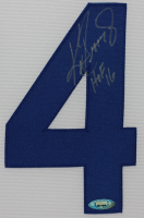 "Ken Griffey Jr. Signed Seattle Mariners 35x43 Custom Framed Jersey Display Inscribed ""HOF 16"" (TriStar) at PristineAuction.com"