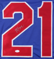 "Mike Eruzione Signed Team USA ""Miracle on Ice"" Jersey (JSA COA) at PristineAuction.com"