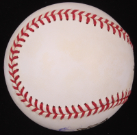 Derek Jeter Signed LE 2000 World Series Logo Baseball (Steiner COA) at PristineAuction.com