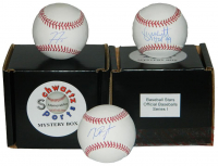 Schwartz Sports MLB Baseball Mystery Box - Series 1 (Limited to 300) - **Baseball Jersey Redemptions** at PristineAuction.com