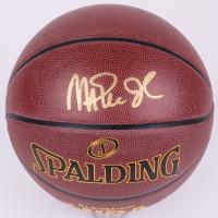 Magic Johnson Signed Basketball (PSA COA)