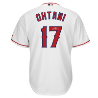 Shohei Ohtani Signed Los Angeles Angels Jersey (Steiner Hologram & MLB Hologram) at PristineAuction.com