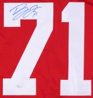 Dylan Larkin Signed Red Wings Jersey (JSA Hologram) at PristineAuction.com