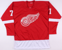 Dylan Larkin Signed Red Wings Jersey (JSA COA) at PristineAuction.com