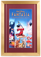 "Walt Disney ""Fantasia"" 14x18 Custom Framed Movie Poster"