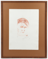"Salvador Dali Signed 1968 LE ""Picasso - Album"" 16.75x20.75 Custom Framed Etching on Rives Paper (PA LOA)"