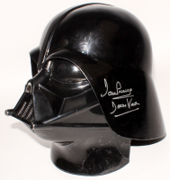 "David Prowse Signed Star Wars ""Darth Vader"" Full-Size Helmet Inscribed ""Darth Vader"" (Beckett COA)"