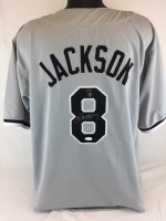 Bo Jackson Signed White Sox Jersey (JSA COA & Jackson Hologram)