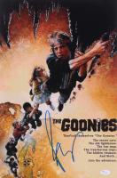 "Josh Brolin Signed ""The Goonies"" 12x18 Photo (JSA COA)"
