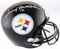 Terry Bradshaw Signed Steelers Full-Size Helmet (JSA COA)