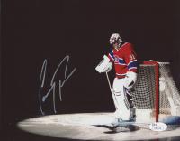 Carey Price Signed Canadiens 8x10 Photo (JSA COA)