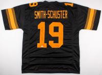 Juju Smith-Schuster Signed Jersey (JSA COA) at PristineAuction.com