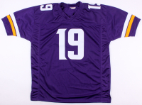 Adam Thielen Signed Vikings Jersey (TSE COA) at PristineAuction.com