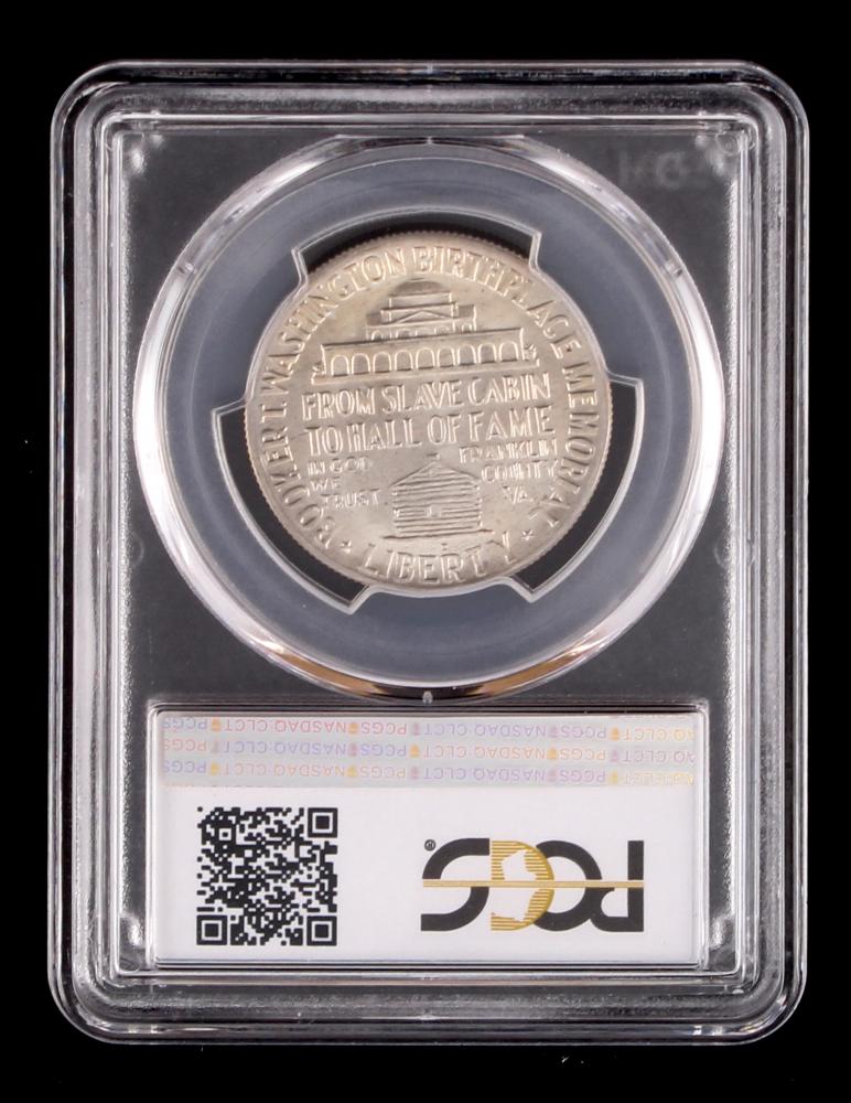 1949-D Booker T Washington Commemorative Half MS66 PCGS Mint State 66