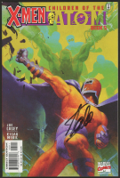 "Stan Lee Signed ""X-Men: Children of the Atom #5"" Comic Book (Stan Lee COA) at PristineAuction.com"