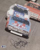 Richard Petty Signed NASCAR 8x10 Photo (Beckett COA)