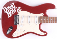 David Bowie Signed Fever Electric Guitar (PSA Hologram)