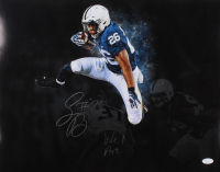 "Saquon Barkley Signed Penn State Nittany Lions 16x20 Photo Inscribed ""We Are!"" (JSA COA)"