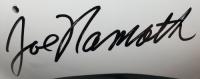 Joe Namath Signed Jets Full-Size Riddell TK Suspension Helmet (JSA COA) at PristineAuction.com