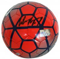 Wayne Rooney Signed Nike Barclays Premier League Soccer Ball (Icons COA)