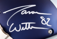 Jason Witten Signed Cowboys Custom Satin Blue Full-Size Helmet (JSA COA & Jason Witten Hologram) at PristineAuction.com