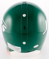 Joe Namath Signed Jets Full-Size Authentic On-Field Helmet (JSA COA) at PristineAuction.com