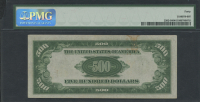 1934-A $500 Five Hundred Dollars Federal Reserve Note - BA Block - FR#2202-B (PMG 40) at PristineAuction.com