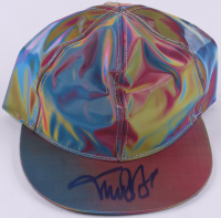"Michael J. Fox Signed ""Back to the Future II"" Hat (JSA COA)"
