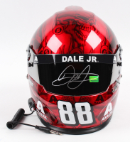 Dale Earnhardt Jr. Signed NASCAR Final Ride Limited Edition Full-Size Helmet (Dale Jr. Hologram & PA COA) at PristineAuction.com