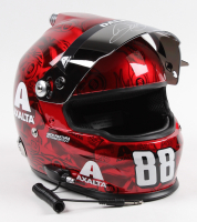 Dale Earnhardt Jr. Signed NASCAR Final Ride Limited Edition Full-Size Helmet (Dale Jr. Hologram) at PristineAuction.com
