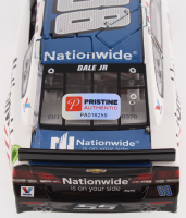 Dale Earnhardt Jr. Signed 2017 #88 Nationwide Patriotic 1:24 LE Premium Action Diecast Car (Dale Jr. Hologram) at PristineAuction.com
