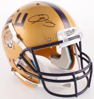 Odell Beckham Jr. Signed LSU Tigers Full-Size Helmet (JSA COA) at PristineAuction.com