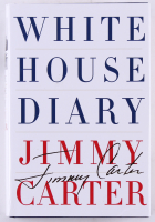"Jimmy Carter Signed ""White House Diary"" Hardcover Book (JSA COA)"