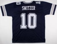 Ryan Switzer Signed Cowboys Jersey (JSA COA)