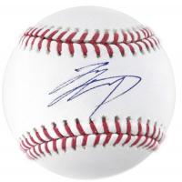 Shohei Ohtani Signed OML Baseball (Steiner COA & MLB Hologram) at PristineAuction.com