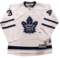 Auston Matthews Signed Maple Leafs Limited Edition Jersey with (3) Inscriptions (Fanatics Hologram) at PristineAuction.com