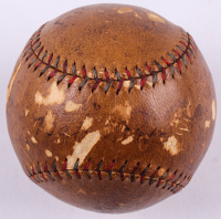 OAL Baseball Signed by (6) with Babe Ruth, Rogers Hornsby, Lou Gehrig (Early Signature), Grover Cleveland Alexander (PSA LOA)