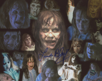 "Linda Blair Signed ""The Exorcist"" 8x10 Photo (Legends COA) at PristineAuction.com"